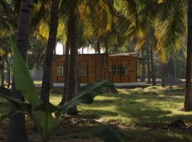 Nannilam Organic Farm Stay, Latteri (рядом с городом Chittoor)