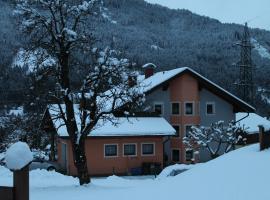 Ferienwohnung Christiane, Flattach