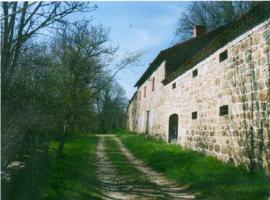 ferme de La Belette Joyeuse, Le Plo (рядом с городом Lachapelle-Graillouse)
