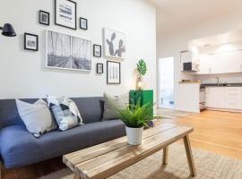 Two-Bedroom Apartment on Atlantic