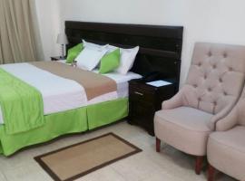 Hotel Boutique La Cascada, Грасиас (рядом с городом Бонилья)