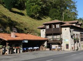 Hotel Rural Los Texos, La Riera (Covadonga yakınında)