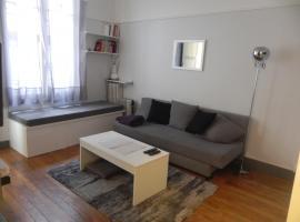 Petit studio confortable proche de la Tour Eiffel
