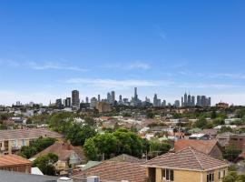 Espresso Apartments - Bella vista at Ripponlea Village, Melbourne (Elsternwick yakınında)