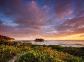 Barlings Beach Holiday Park, Broulee (Jeremadra yakınında)