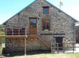 Chez Helen, Marsac (Near Bénévent-l'Abbaye)