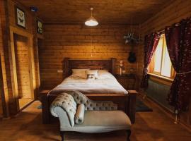 Apple Cabin, Bettws Cedewain