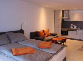 Apartment Anna, Kaprun (Winklerdörfl yakınında)