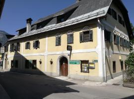 Hostel-Badgoisern1, Bad Goisern (Kröß yakınında)