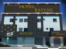 Hotel Rayyan, Sriperumbudur
