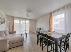 Meredith Apartment (Sleepngo), Bouleurs