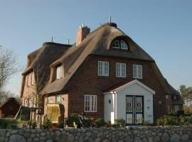 Haus-Wattloeper, Dunsum (Hörnum yakınında)