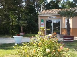 moorea camping, Minzac