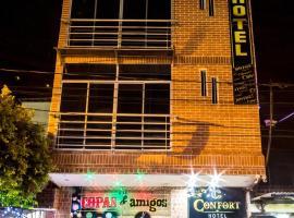Hotel Confort, La Dorada (Puerto Salgar yakınında)