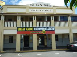Taylors Hotel