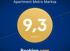 Apartment Metro Marksa