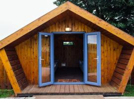 The Jungle Glamping Site, Moneymore