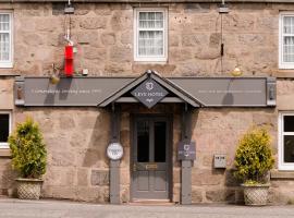 Leys Hotel, Абердин (рядом с городом Hatton of Fintray)
