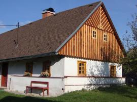 Chalupa v Pokrkonoší, Rtyně v Podkrkonoší (Batňovice yakınında)