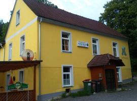 Waldschenke Privatzimmer, Bruck an der Mur (Niklasdorf yakınında)