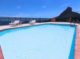 Rio Top Leblon Residence 902B, Rio de Janeiro (Laranjeiras yakınında)