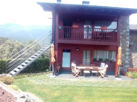 Apartment With Garden, Aravell (Vall de Castellbò yakınında)