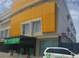 Emerald hotel, Timika