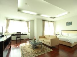 The Park 304 Executive Serviced Apartment, Si Maha Phot