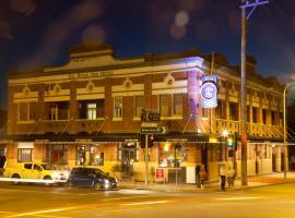 Royal Oak Hotel, Cessnock (Quorrobolong yakınında)