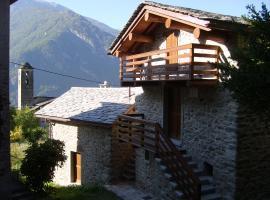 villa Rita, Prata Camportaccio