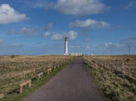 Barnsness Lighthouse, Broxmouth (рядом с городом Dunbar)