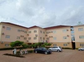 Epitome Hotel & Suites, Kaduna (рядом с регионом Zaria)