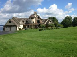 Villa Memphre, Newport Center