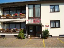 Bernsteinhotel, Idar-Oberstein