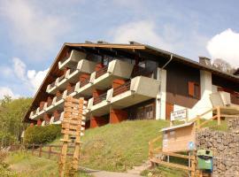 Apartment Centaure.5, Les Rasses (Champvent yakınında)