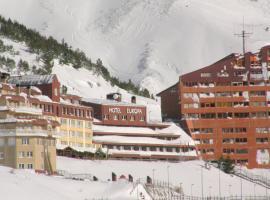 Hotel Europa, Astun  (рядом с городом Urdos)