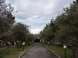 villa gli uliveti, Messina (San Saba yakınında)