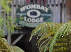 The Wombat Lodge, Tullah (Lake St Clair yakınında)