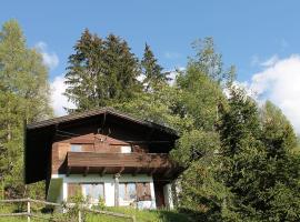 Chalet Ferienhaus Anker, Wattenberg (Wattens yakınında)