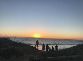 Sunset Beach Holiday Park, Geraldton (Waggrakine yakınında)