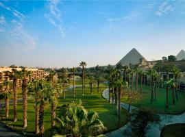 Marriott Mena House, Cairo, Kaira