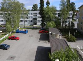 One bedroom apartment in Tornio, Saarenpäänkatu 15 (ID 6832), Торнио (рядом с городом Kukkola)