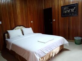 Alamanda Lokon Resort, Tomohon