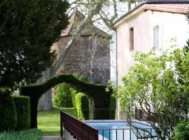 Gîtes Domaine La Bonne Etoile, Beausemblant (рядом с городом Laveyron)