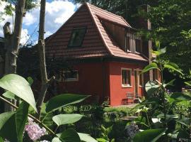 Kleine Villa im wilden Garten, Gummersbach (Marienheide yakınında)