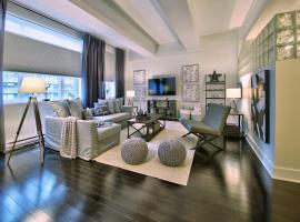 Two-Bedroom Centre-Ville Montreal Condo