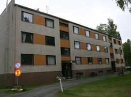 Apartment from Yyteri, less than 20 km from the center of Pori (ID 8355), Йитери