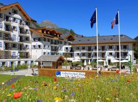 Apartment Vallorcine Mont-Blanc & Spa.1, Le Couteray