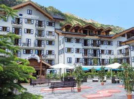 Apartment Vallorcine Mont-Blanc & Spa.2, Le Couteray