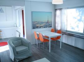 Two bedroom apartment in Rauma, Monnankatu 15 (ID 8535), Раума (рядом с городом Laitila)